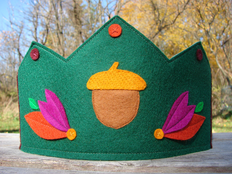 Autumn crown 1