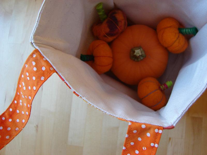 Orange bag 3