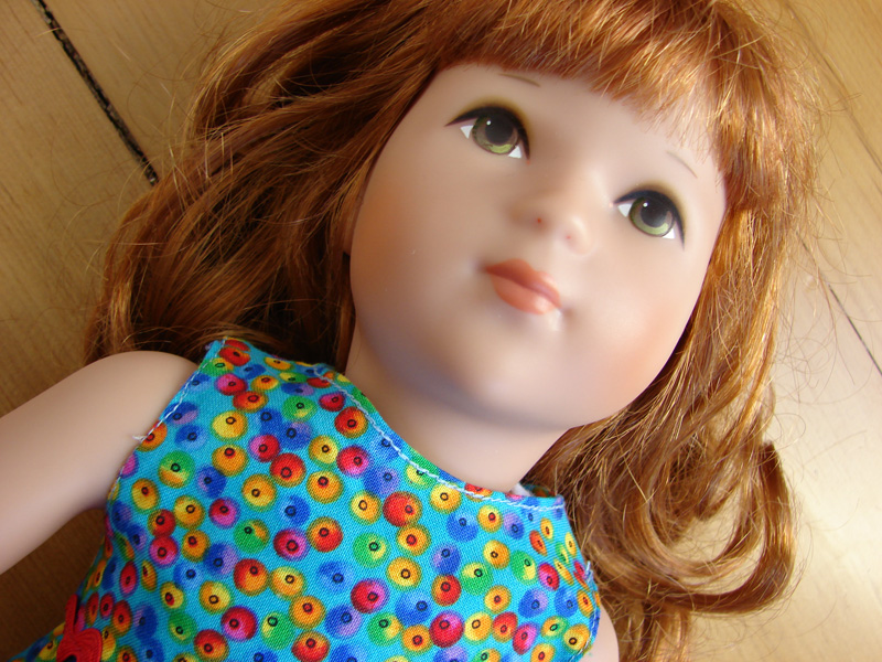 My daughter received a Kathe Kruse doll for Christmas, and it has quickly ...