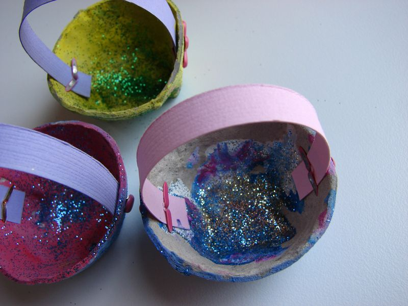Painted baskets 2
